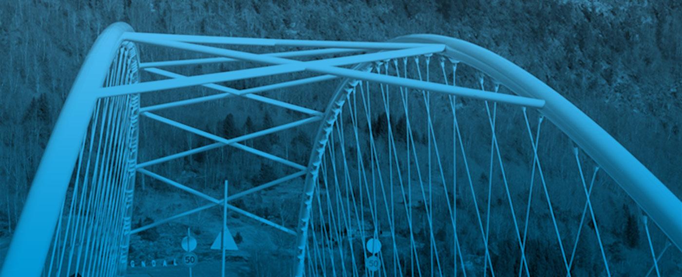 przypadku - Most nad fjordem w Norwegii potwierdza nasze możliwości gięcia