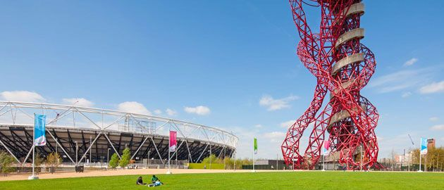 The ArcelorMittal Orbit